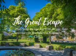 We look forward to welcoming you back to our 'Sanctuary in the City' from June 2nd, in the meantime check out our Great Escape Offers for Summer 2021!